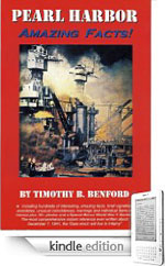 Pearl Harbor Amazing Facts for the Kindle