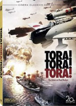 The Hollywood film, Tora Tora Tora, one of the most dramatic films of the attack on Pearl Harbor.